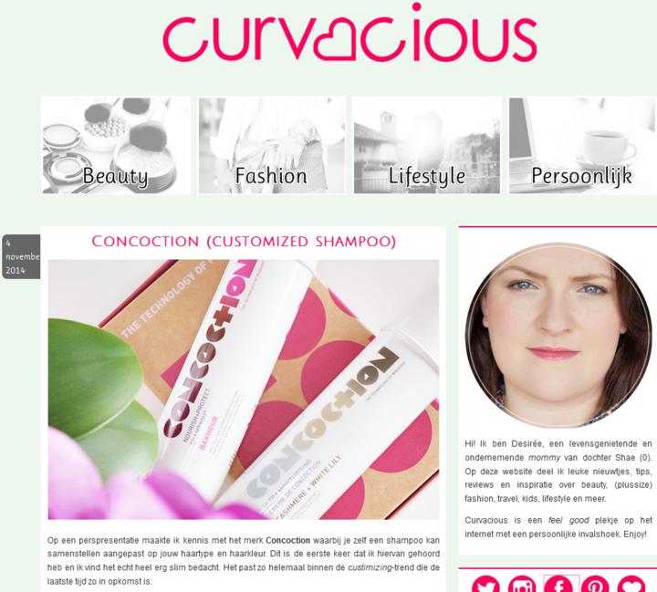Concoction - Curvacious