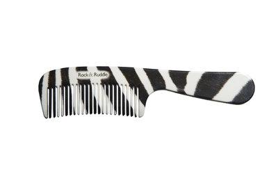 Rock & Ruddle kam met handvat Africa Zebra