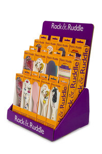 Rock & Ruddle display